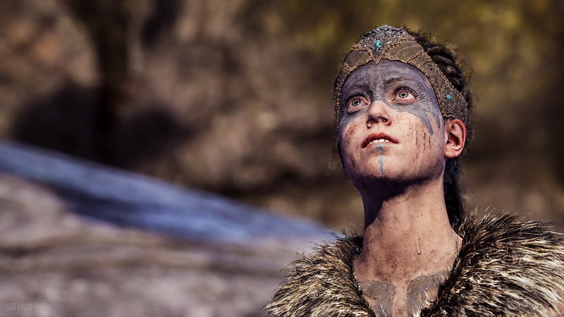 Hellblade: Senua's Sacrifice / Up There