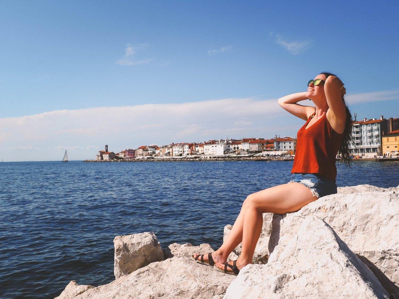 Piran | Eslovenia en Coche | Ruta y preparativos para viajar y visitar Eslovenia | Que ver en Eslovenia | ClickTrip.ES