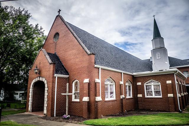 Victor Methodist Church