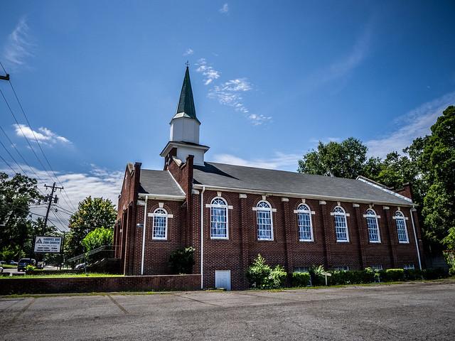 Monaghan Memorial Church
