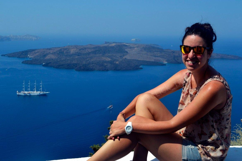Vista de la Caldera de Santorini | Islas Griegas | Grecia | ClickTrip·