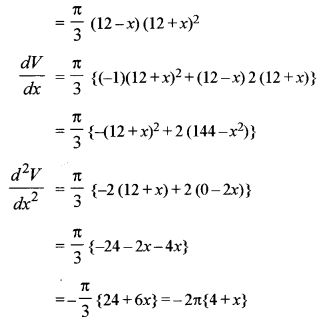 ISC Class 12 Maths Previous Year Question Papers Solved 2018 Q12.2