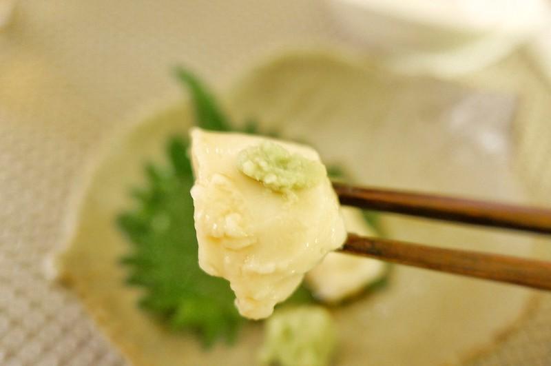 自家製手作り豆腐 Homemade Tofu