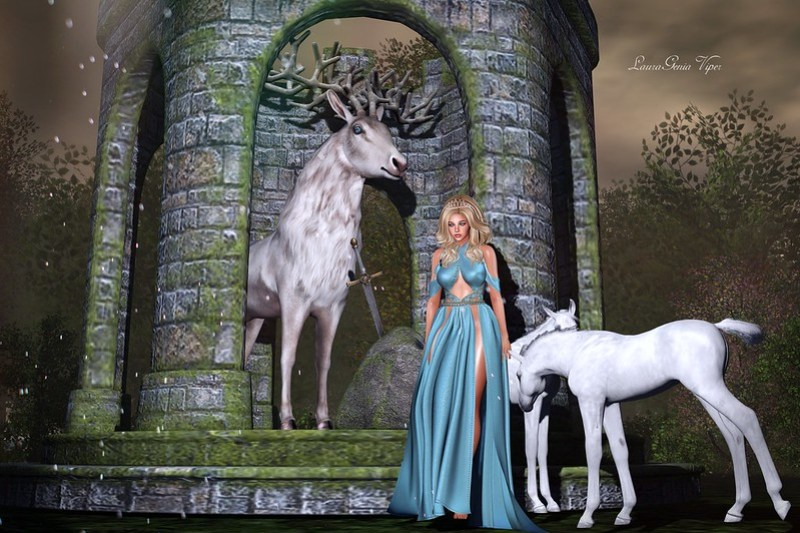 Enchantment - The Mystery of the White Stag
