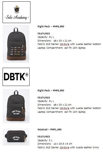 JanSport Signature Series 1