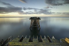 Steetley Pier On the Edge