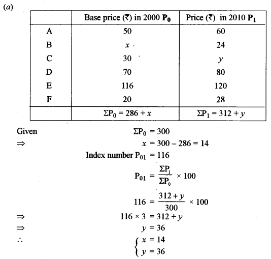 ISC Class 12 Maths Previous Year Question Papers Solved 2016 Q15.2