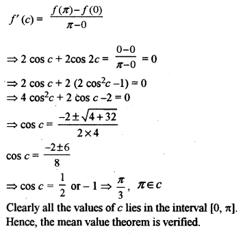ISC Class 12 Maths Previous Year Question Papers Solved 2015 Q4