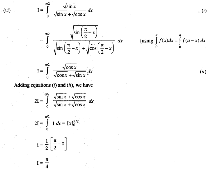 ISC Class 12 Maths Previous Year Question Papers Solved 2014 Q1.5