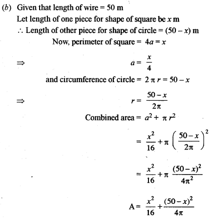 ISC Class 12 Maths Previous Year Question Papers Solved 2014 Q5.1