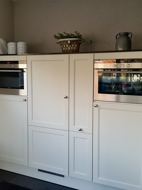 Keukenkast voor magnetron