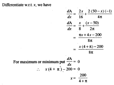 ISC Class 12 Maths Previous Year Question Papers Solved 2014 Q5.2