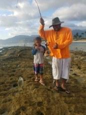 Nice catch Kalama!!