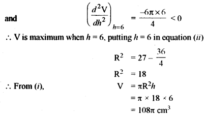 ISC Class 12 Maths Previous Year Question Papers Solved 2013 Q5.2