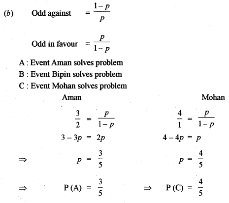 ISC Class 12 Maths Previous Year Question Papers Solved 2013 Q8.2