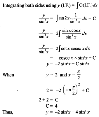 ISC Class 12 Maths Previous Year Question Papers Solved 2012 Q9.4
