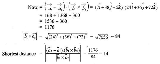 ISC Class 12 Maths Previous Year Question Papers Solved 2012 Q11.2