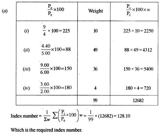 ISC Class 12 Maths Previous Year Question Papers Solved 2011 Q15.2