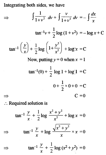 ISC Class 12 Maths Previous Year Question Papers Solved 2011 Q9.2