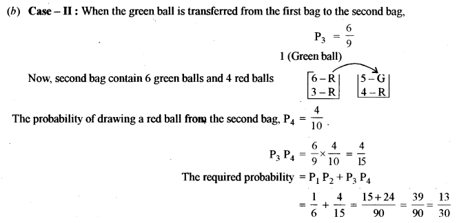 ISC Class 12 Maths Previous Year Question Papers Solved 2010 Q8.2