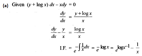ISC Class 12 Maths Previous Year Question Papers Solved 2010 Q9