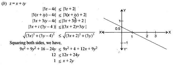 ISC Class 12 Maths Previous Year Question Papers Solved 2010 Q9.2