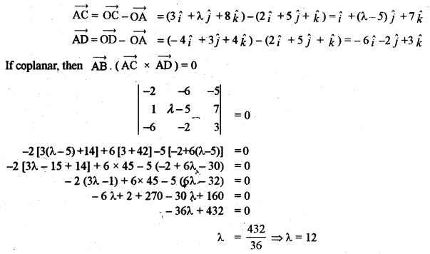 ISC Class 12 Maths Previous Year Question Papers Solved 2010 Q10.1