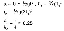 HSSlive Plus One Physics Chapter Wise Questions and Answers Chapter 3 Motion in a Straight Line 3