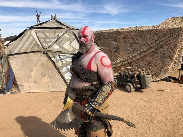 Wasteland Weekend 2018: Wasteland Kratos