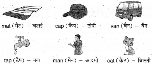 UP Board Solutions for Class 3 English Rainbow Chapter 1 Early to Bed 2