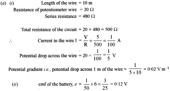 ISC Class 12 Physics Previous Year Question Papers Solved 2015 147