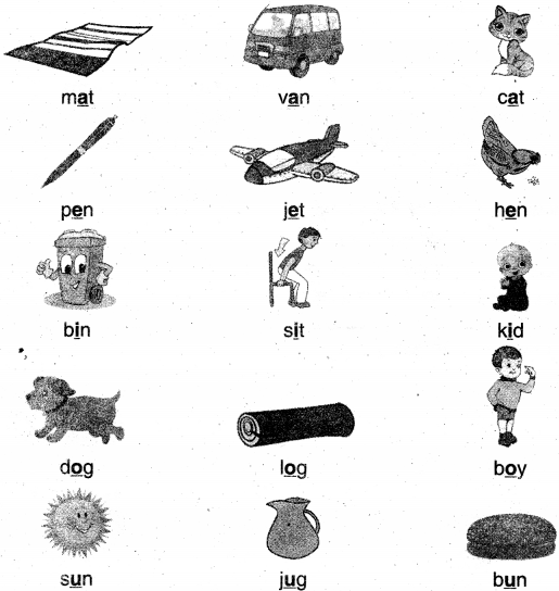 UP Board Solutions for Class 3 English Rainbow Chapter 3 Ding, Dong, Bell 4