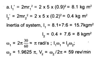 HSSlive Plus One Physics Chapter Wise Questions and Answers Chapter 7 Systems of Particles and Rotational Motion 30