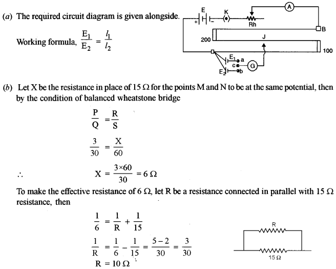 ISC Class 12 Physics Previous Year Question Papers Solved 2014 205