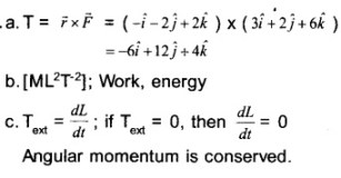 HSSlive Plus One Physics Chapter Wise Questions and Answers Chapter 7 Systems of Particles and Rotational Motion 18