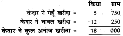 UP Board Solutions for Class 3 Maths गिनतारा Chapter 12 कौन-कितना भारी 11
