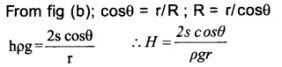 HSSlive Plus One Physics Chapter Wise Questions and Answers Chapter 10 Mechanical Properties of Fluids 15