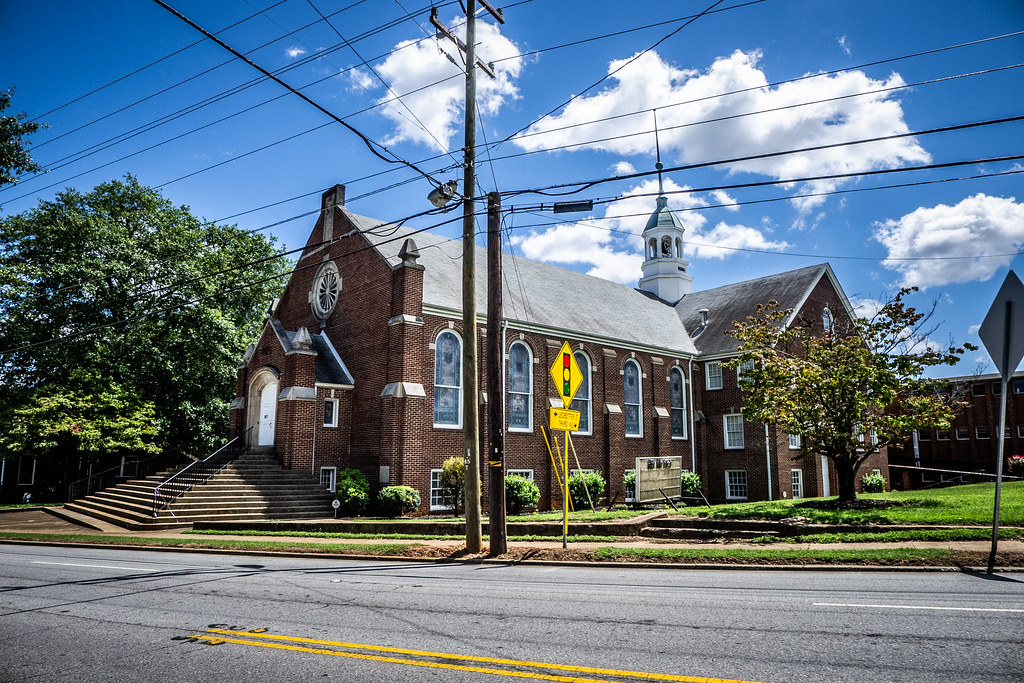 Judson Baptist Church