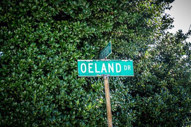 Oeland Drive