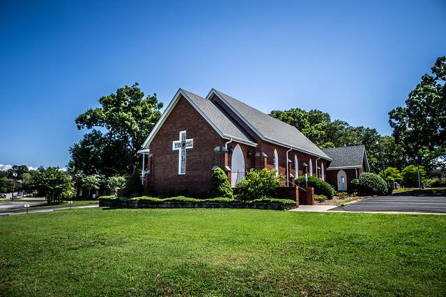 McCarter Presbyterian