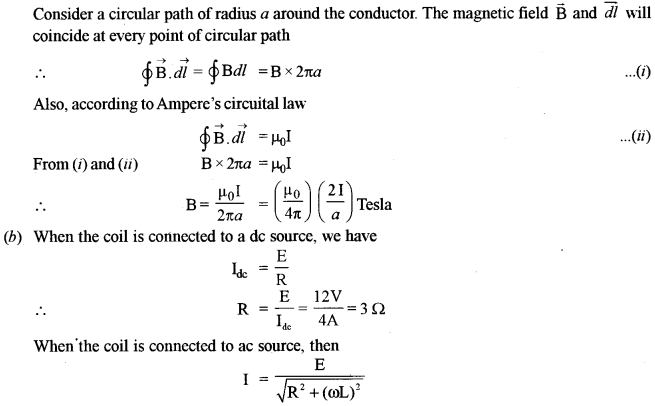 ISC Class 12 Physics Previous Year Question Papers Solved 2011 319