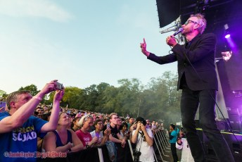 The National with Hannah Georgas & Kate Stables + Alvvays @ Deer Lake Park - August 28th 2019