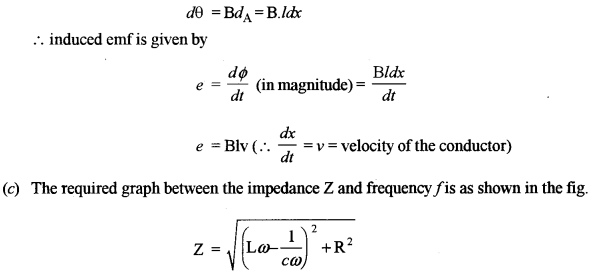 ISC Class 12 Physics Previous Year Question Papers Solved 2010 363