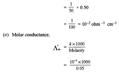 ISC Chemistry Question Paper 2016 Solved for Class 12 Q4.5