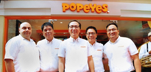 Popeyes Philippines is now in Alabang_photo