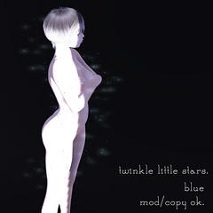 *NAMINOKE*TwinkleLittleStars_blue