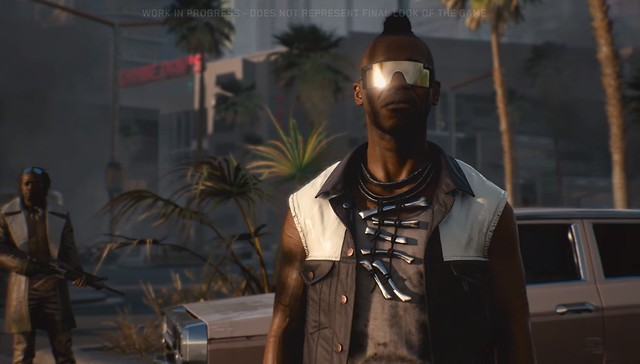 Cyberpunk 2077 - Ghetto