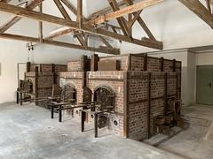 Dachau Concentration Camp memorial