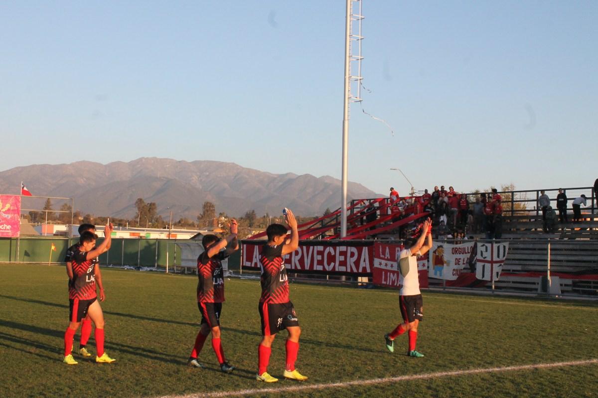 Deportes Limache 1-0 Provincial Ovalle