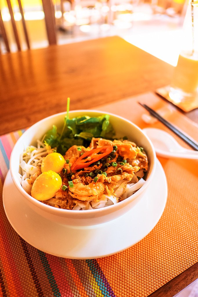 Mi Quang at Streets Restaurants   Best food in Hoi An
